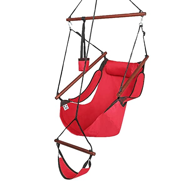 Oncloud Upgraded Unique Hammock Hanging Sky Chair Air Deluxe