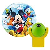 Disney Mickey Mouse Clubhouse Automatic Led Night Light