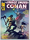 img - for The Savage Sword of Conan the Barbarian, Vol. 1, No. 9 book / textbook / text book