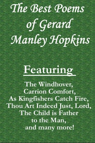 english literature essays gerard manley hopkins Make your study plan for the ap english literature  garrett hongo, gerard manley hopkins  students to write essays that respond to the.