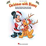 Hal Leonard Christmas With Disney - Piano/Vocal/Guitar Songbook