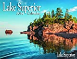img - for 2014 Lake Superior Wall Wall book / textbook / text book