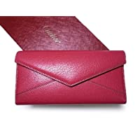 (カルティエ) Cartier 三つ折スリム長財布(レ・マスト/フューシャ) L3001082 CA-1070 [並行輸入品]