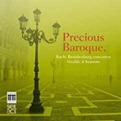 Brandenburg Concertos No. 6 in B-Flat Major, BWV 1051: II. Adagio. Ma non Tanto