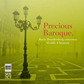 Brandenburg Concertos No. 4 in G Major, BWV 1049: II. Andante