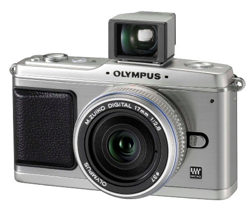 Olympus PEN E-P1 12.3 MP Micro Four Thirds Interchangeable