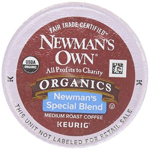 Newman's Own Organics Special Blend (Extra Bold), K-cups For Keurig Brewers, 24-Count Box (Pack of 2) (K Cups Coffee Newmans Own compare prices)