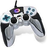 echange, troc Speedlink - Manettes - Manette PS2 : ChromePad, Blue Glow [SL-4233-TBE]