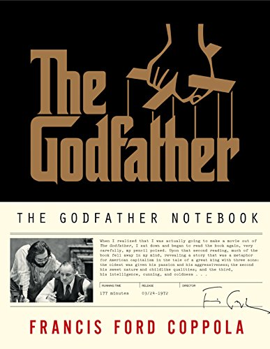 the-godfather-notebook-english-edition