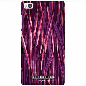 Design Worlds - Xiaomi Mi4i MZB4300IN Designer Back Cover Case - Multicolor...