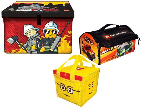 Neat-Oh! LEGO 3 Piece Storage Set