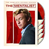 The Mentalist: The Complete Second Season ~ Simon Baker