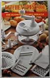 Kitchen Plus 2000 Hand Operated Food Processor