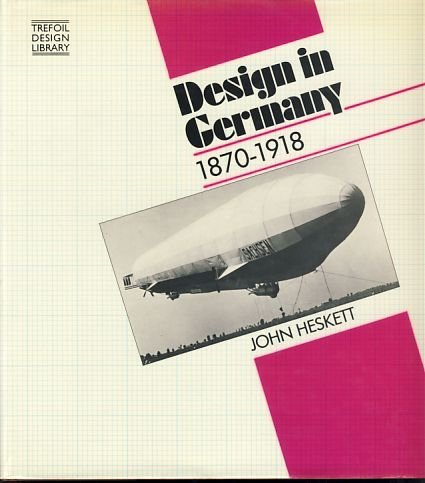 Design in Germany, 1870-1918
