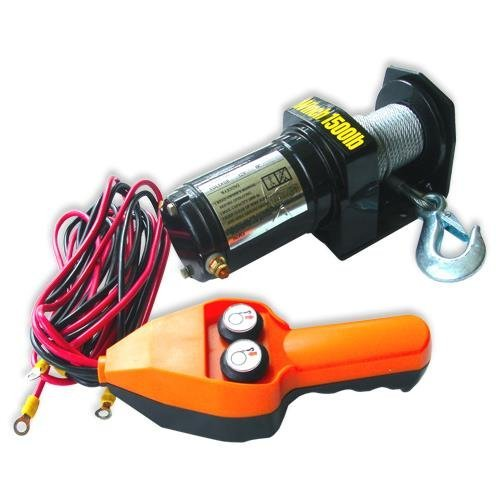 12V Electric Winch 1500Lb