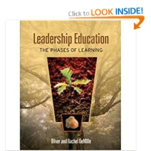 Leadership Education: The Phases of Learning book