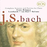 Bach: Complete Sonatas and Partitas for Flute