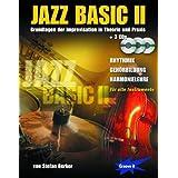 """Jazz Basic Band 2 - Jazz Lehrbuch mit 3 CDsvon """"Stefan Berker"""""""