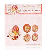 Emily Button™ Badges & Party Blowers