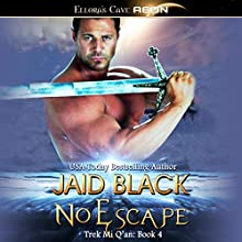 No Escape (       UNABRIDGED) by Jaid Black Narrated by Tillie Hooper