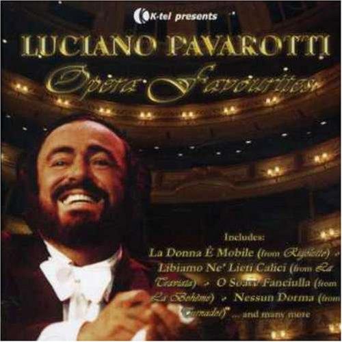 Luciano Pavarotti-Opera Favour