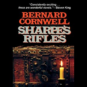 Sharpe's Rifles Audiobook