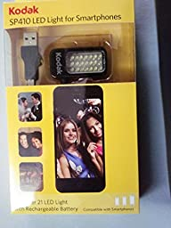 Kodak SP 410 LED Light for smartphones