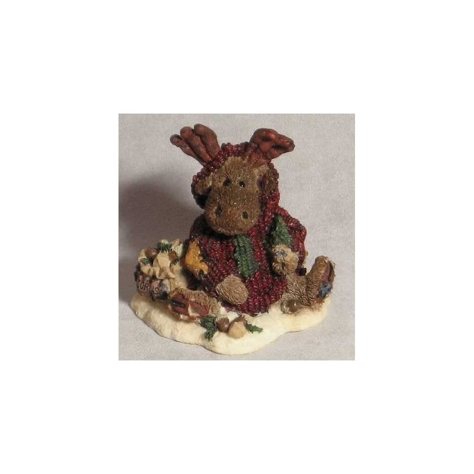 Boyds Bears & Friends   Manheim The Eco Moose   Style # 2243
