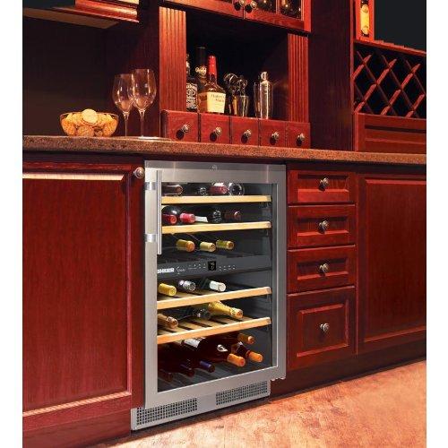 Kitchen Cabinet Fridge: LIEBHERR 24 INCH REFRIGERATOR - LIEBHERR 24