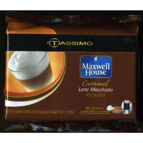 Tassimo T Discs Maxwell House