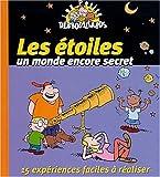 echange, troc Pascal Desjours, Manu Boisteau - Les étoiles, un monde encore secret