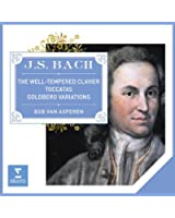 Bach Well-Tempered Clavier Goldberg Variations Toccatas