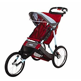 InStep Run Around LTD Jogging Stroller
