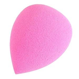 Pink Makeup Teadrop Blender Blending Foundation Sponge Puff