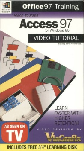 Teach Yourself Access 97 for Windows 95: Video Tutorial