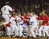Autographed Pokey Reese Photograph - 8x10 - Autographed MLB Photos