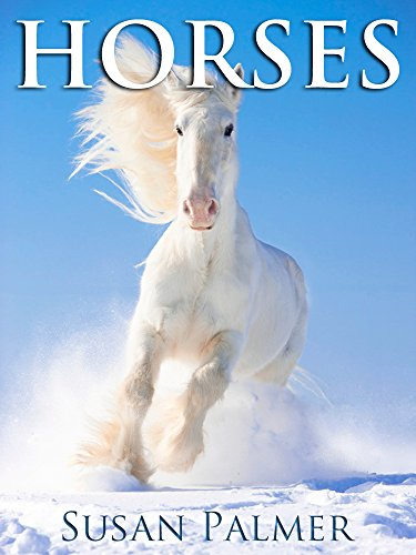 Susan Palmer - Horses: Amazing Pictures and Fun Horse Facts for Kids (and Parents)