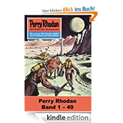 Perry Rhodan-Paket 1: Die Dritte Macht: Perry Rhodan-Heftromane 1 bis 49