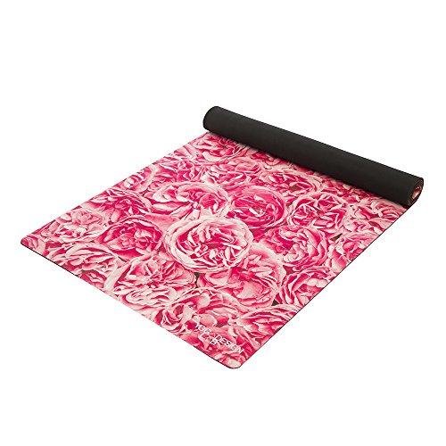 The Combo Mat All In One Mat Towel Designed For Bikram: The Ella Combo Yoga Mat. Non-Slip, 2-in-1 Mat/Towel