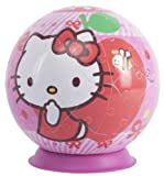 Ravensburger Hello Kitty 3D Puzzle (72 Pieces) by Ravensburger