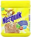 Nestle Nesquik Chocolate Flavour Milk...