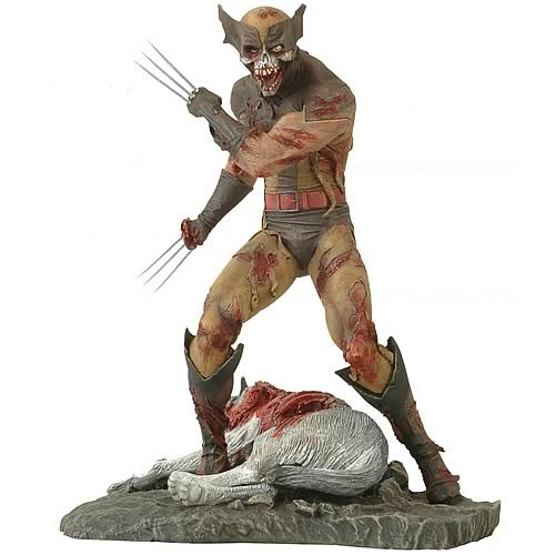 Marvel Zombies Wolverine Statue, Not Mint - Buy Marvel Zombies Wolverine Statue, Not Mint - Purchase Marvel Zombies Wolverine Statue, Not Mint (Diamond Select, Toys & Games,Categories,Action Figures,Statues Maquettes & Busts)