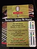 Score At Hand Tennis Racket Score Keeper