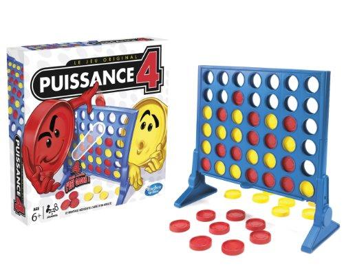 Hasbro - A56401010 - Jeu De Société - Puissance 4