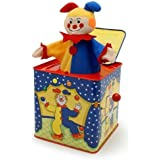 Jack in the Box Classic Musical Toy