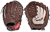 Rawlings 5SC120D REVO SOLID CORE 550 Series 12 inch Infielder/Pitcher/Outfielder Fastpitch Softball Glove