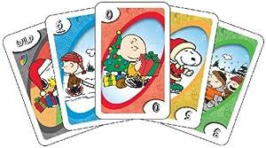 Charlie Brown Christmas Uno