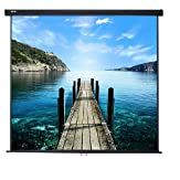 Duronic MPS60 Manual Pull Down HD Projector Screen - 60