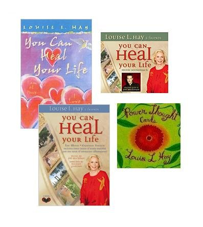 You Can Heal Your Life: Gift Edition Bundle (DVD, CD, Book, and Cards) (Louis Hay You Can Heal Your Life compare prices)