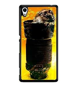 Fuson 2D Printed Designer back case cover for Sony Xperia Z4 - D4511